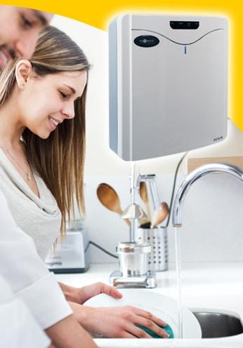 Filteri vode za piće - moderna osmoza